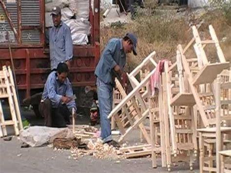 Oaxaca ; sillas de madera   YouTube