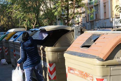 Objectiu per a 2025: reciclar el 55% de tots els residus ...