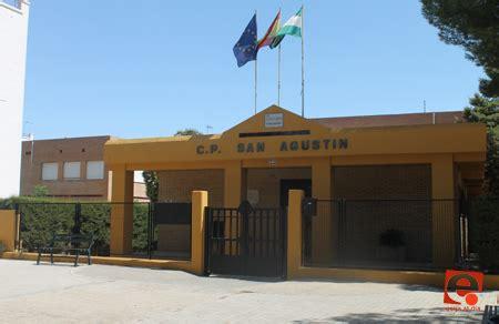 Obras para adaptar el CEIP San Agustín a necesidades ...
