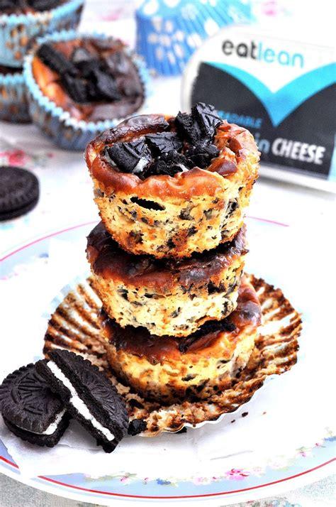 OBSESIÓN CUPCAKE: Mini Cheesecake de Oreo y Chocolate ...