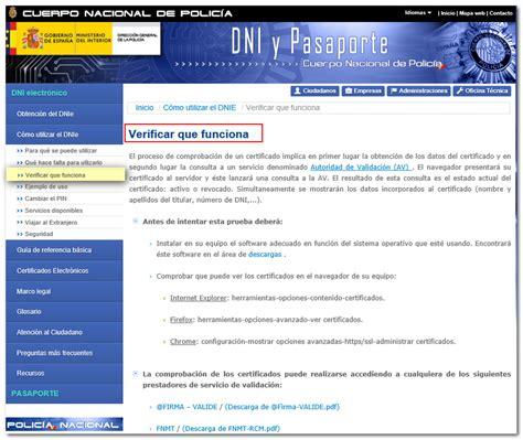 Obtención del certificado con DNIe   Agencia Tributaria