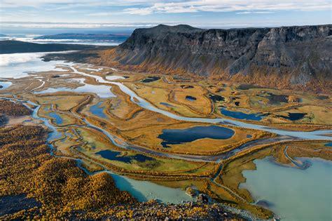Occhi fragile: Paisajes mágicos de la Laponia sueca