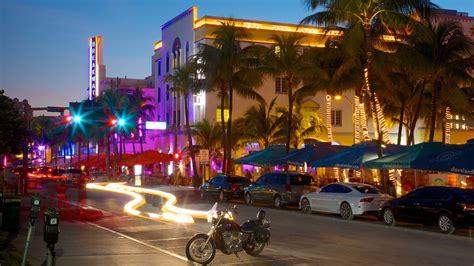Ocean Drive, South Beach   Tourism Media