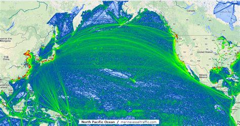 OCEANS SHIP TRAFFIC AIS   Ship Traffic