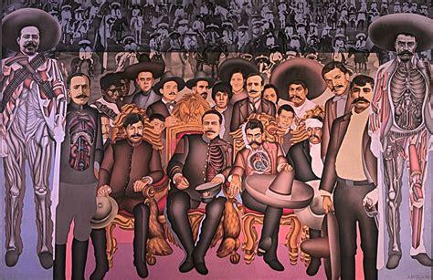 Ocho hombres fuertes de la Revolución mexicana   Historia ...