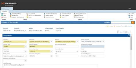OCIP/CCIP Administration Management Software/Platform ...