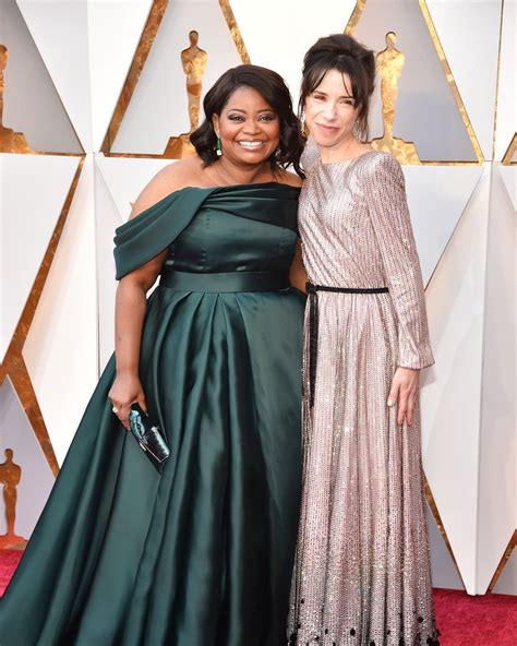 Octavia Spencer and Sally Hawkins, the Shape of Water cast ...