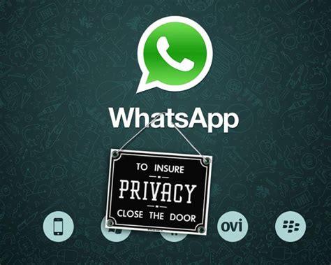 Ocultar el Visto y foto de perfil en WhatsApp