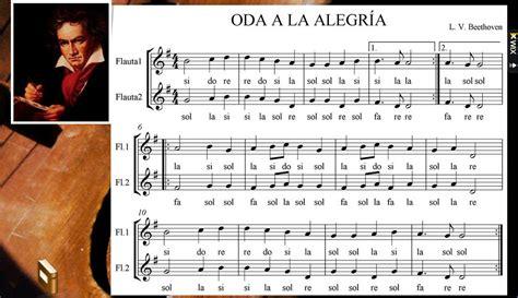 Oda a la alegría de L. V. Beethoven   Música FM