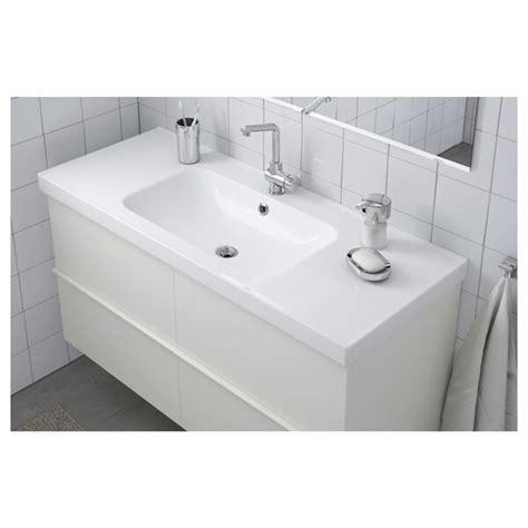 ODENSVIK Lavabo 1seno grande, 123x49x6 cm   IKEA