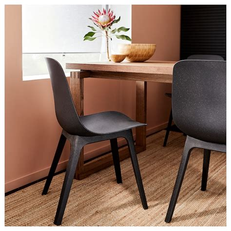 ODGER Chair   anthracite   IKEA