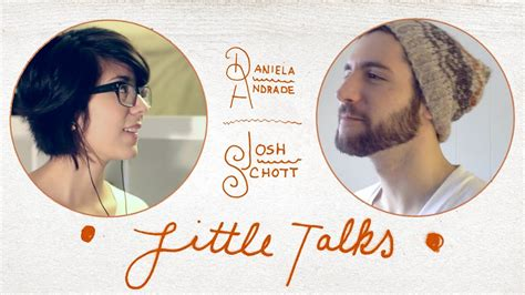 Of Monsters and Men   Little Talks  COVER  by Daniela ...
