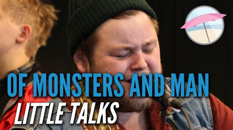 Of Monsters and Men   Little Talks  Live at the Edge ...