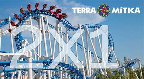 Oferta 2x1 Terra Mítica   Muestras Gratis Y Chollos