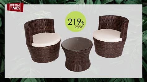 Oferta abril: muebles de jardín/ terraza   YouTube
