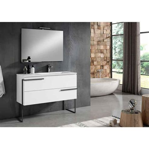 Oferta conjunto blanco Scala   Visobath | Banium.com