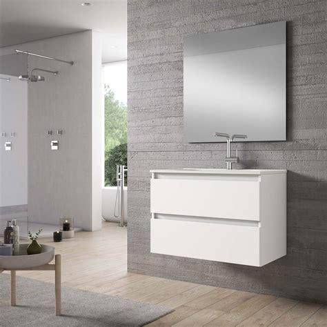 OFERTA Conjunto completo mueble de baño Viso Bath Box 1 ...
