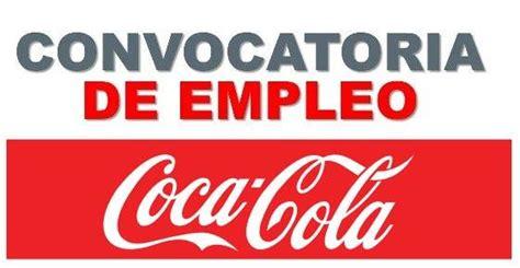 Oferta de empleo en Coca Cola Company   Empleo En Dominicana
