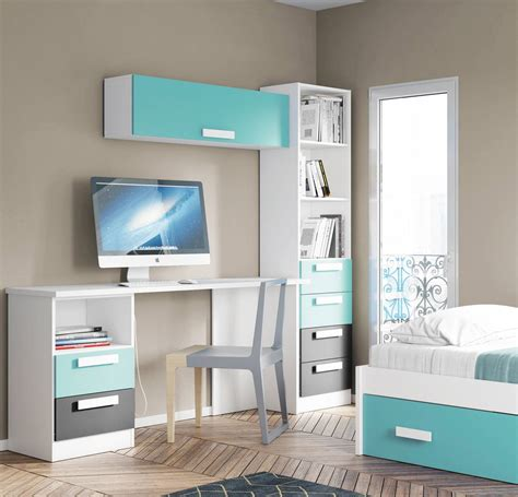 Oferta de Mueble Online » Dormitorio Juvenil Online » Zona ...