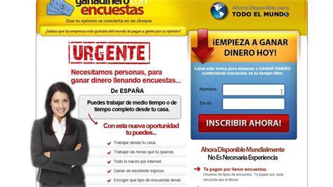 Oferta de Trabajo | Trabajo Madrid | Gana Dinero Rápido ...