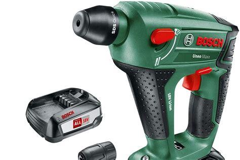 Oferta del día en el martillo perforador Bosch UneoMaxx ...