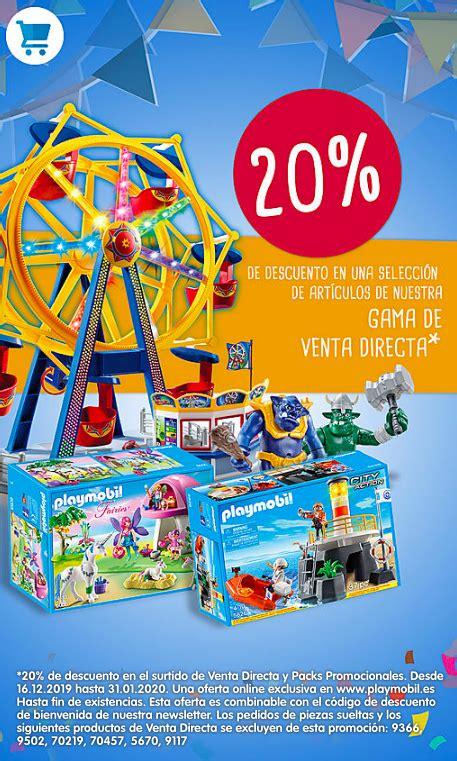 Oferta Navidad Playmobil hasta un 35% 35% de Descuento ...