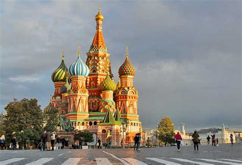 Oferta Viaje: MOSCú Y SAN PETERSBURGO, AL COMPLETO   Bidtravel