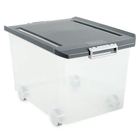Ofertas cajas de almacenaje de plastico   Compra barato en ...