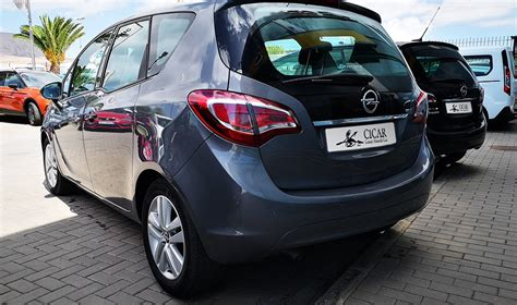 Ofertas Coches segunda mano Opel Meriva en Tenerife