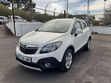 Ofertas Coches segunda mano Opel Mokka en Tenerife