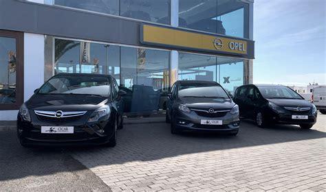 Ofertas Coches segunda mano Opel Zafira en La Gomera