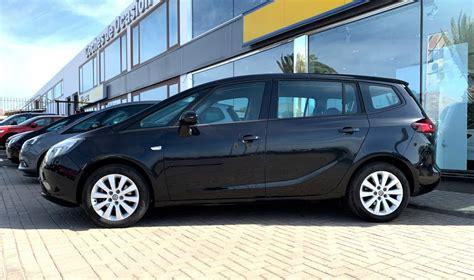 Ofertas Coches segunda mano Opel Zafira en Lanzarote