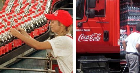 Ofertas de Empleo en Coca Cola