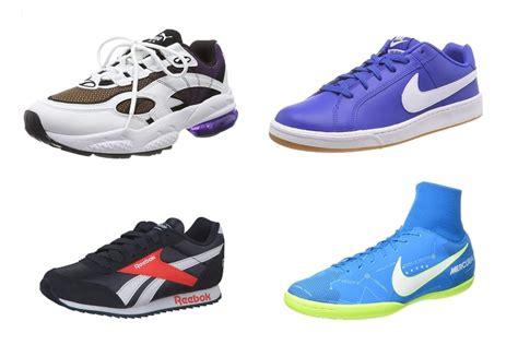 Ofertas en tallas sueltas de zapatillas Nike, Reebok, Puma ...