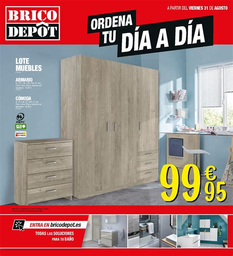 Ofertas muebles Brico Depôt | iMuebles