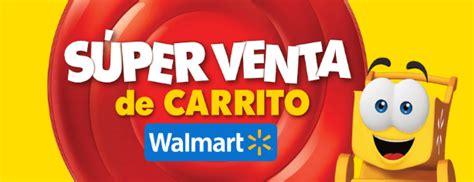 Ofertas Super Ventas del carrito Walmart mayo 2014