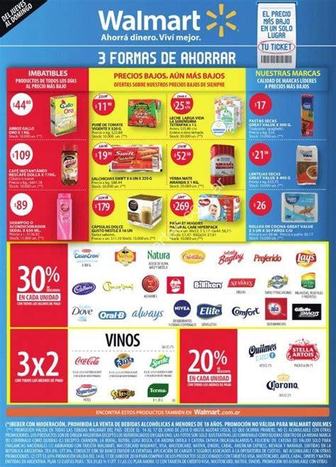 Ofertas Walmart fin de semana del jueves 14 al domingo 17 ...