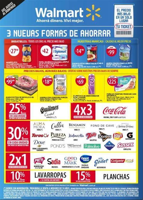 Ofertas Walmart Finde semana del jueves 7 al domingo 10 de ...