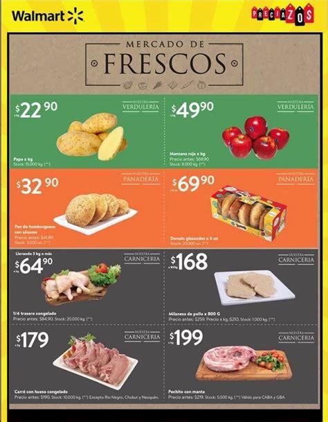 Ofertas Walmart Mercado de Frescos del 15 al 19 de agosto ...