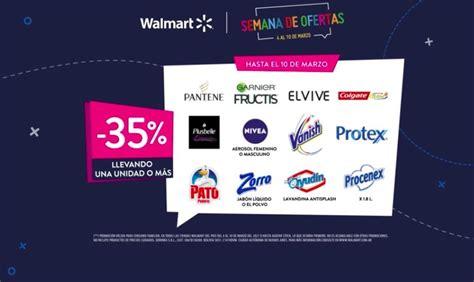 Ofertas Walmart Semana de Ofertas del 4 al 10 de marzo ...