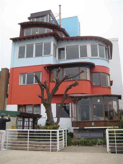 Off to Great Places!: Las Casas de Pablo Neruda