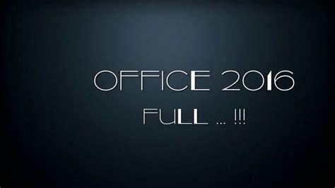 Office 2016 full español + activador   YouTube