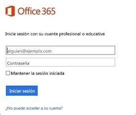 Office 365 Iniciar Sesion   www.office365.com