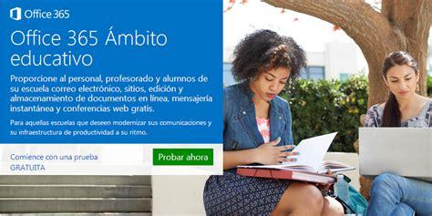Office 365 ofrece un plan para instituciones educativas ...