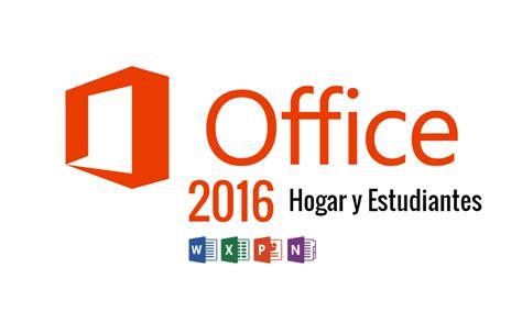 Office Hogar y Estudiantes 2016   Descargar ISO Español