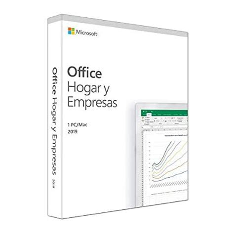 Office Home And Business 2019 Producto Empaquetado Idioma ...