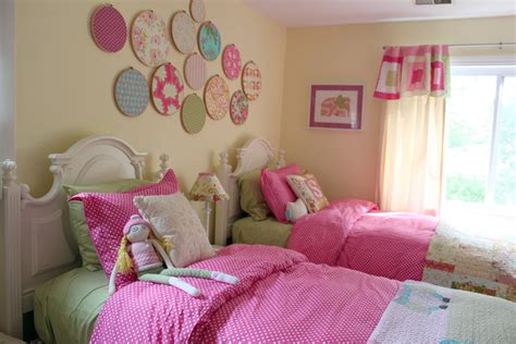 Office Interior Design Image: Decorating ~ Girls Shared ...