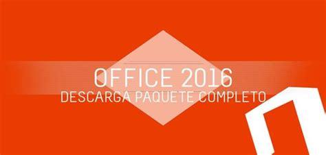 Office Professional Plus 2016 Full Español [32 y 64 bits ...