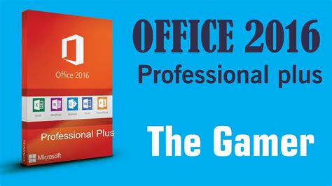 Office Professional Plus 2016 FULL Version Final  32 y 64 ...