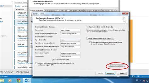 #Office365: Configuracion de la Cuenta Office 365 en ...